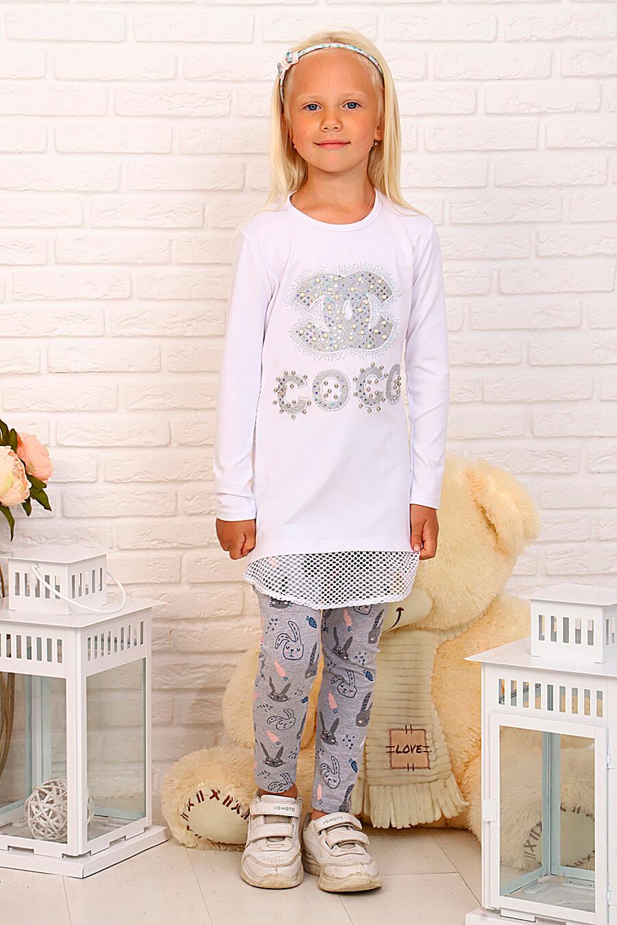 Туника для девочек SOFIYA37 667971 купить оптом от производителя. Совместная покупка детской одежды в OptMoyo