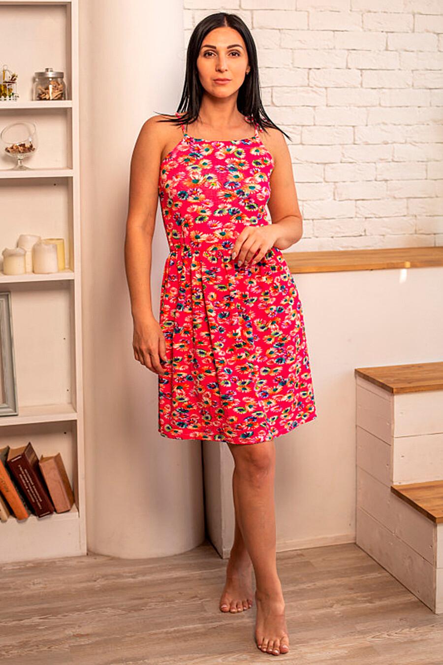 Сарафан для женщин SOFIYA37 668397 купить оптом от производителя. Совместная покупка женской одежды в OptMoyo