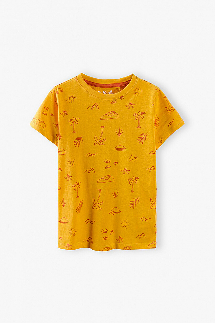 Футболка для мальчиков 5.10.15 668439 купить оптом от производителя. Совместная покупка детской одежды в OptMoyo