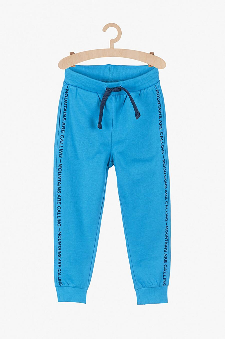 Брюки для мальчиков 5.10.15 668499 купить оптом от производителя. Совместная покупка детской одежды в OptMoyo