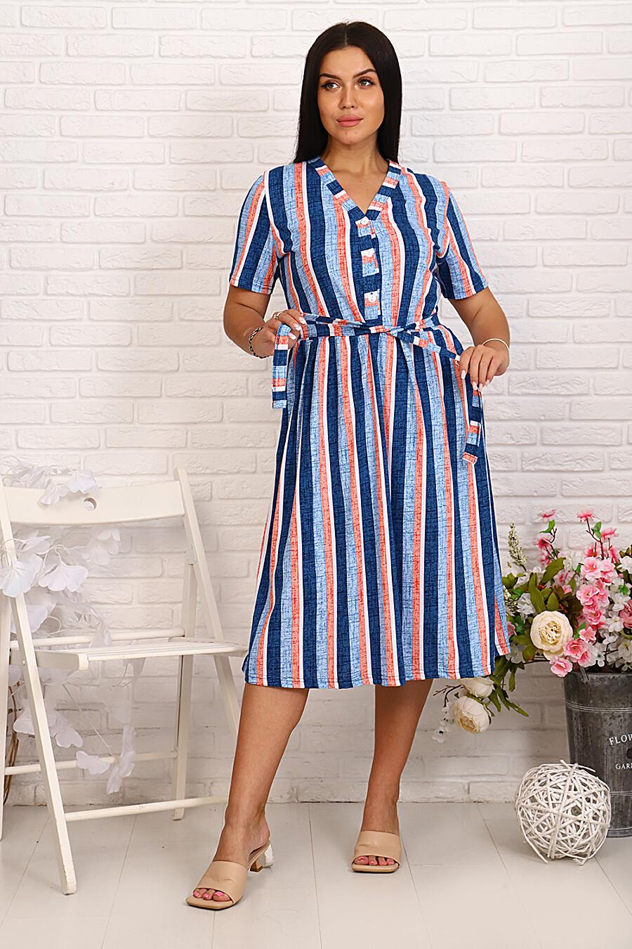 Платье 6993 для женщин НАТАЛИ 682125 купить оптом от производителя. Совместная покупка женской одежды в OptMoyo