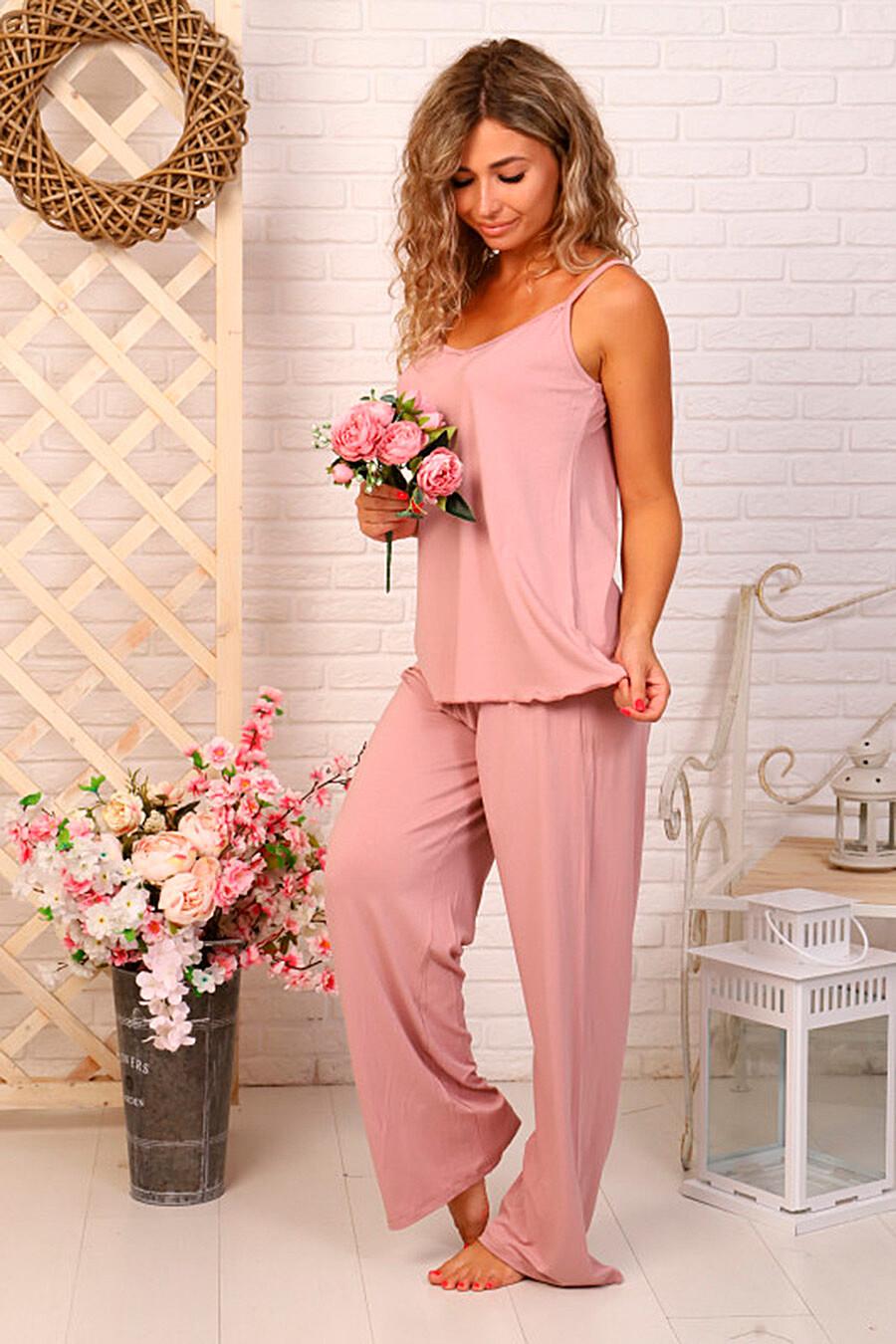 Костюм (Брюки+Топ) для женщин SOFIYA37 682278 купить оптом от производителя. Совместная покупка женской одежды в OptMoyo