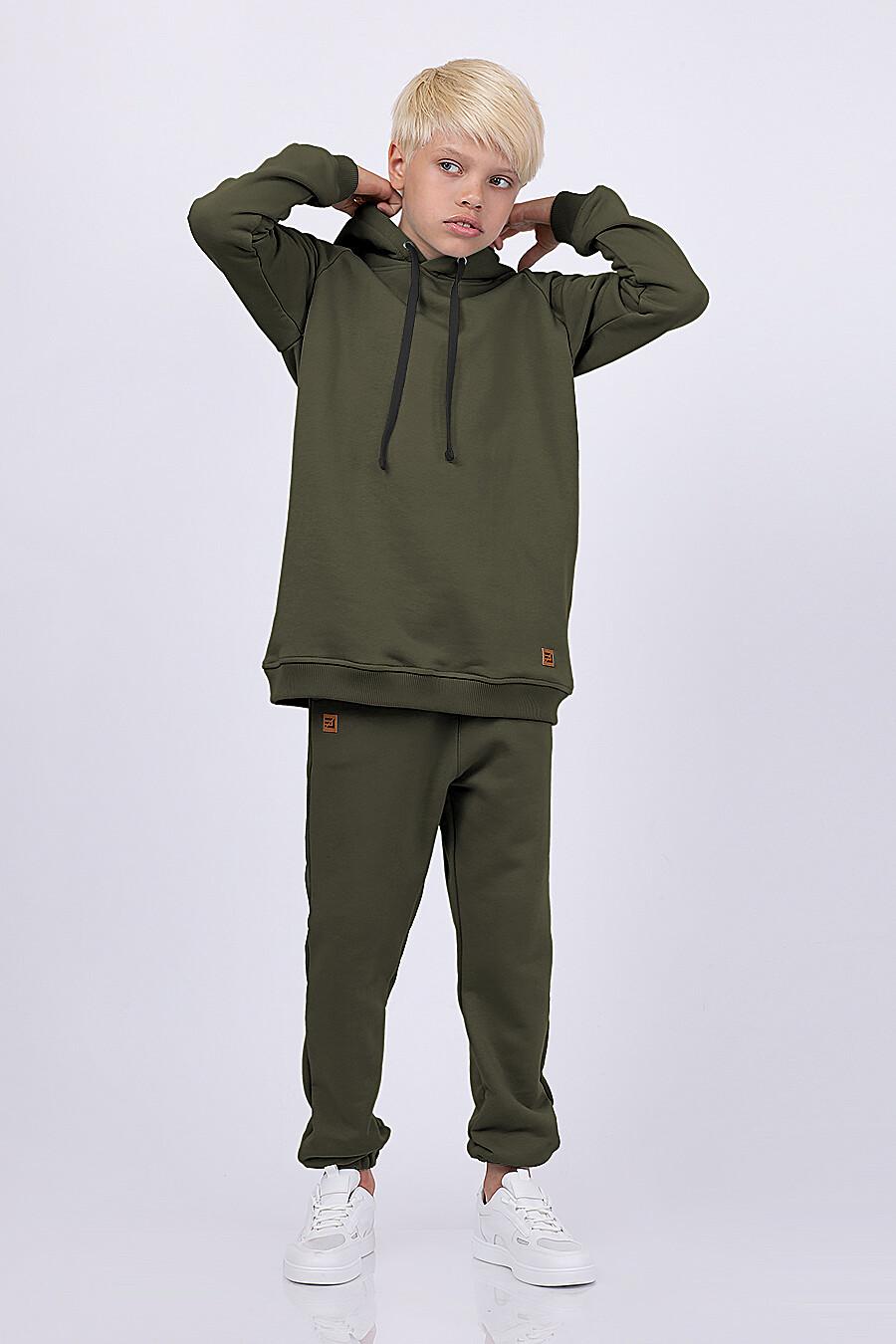 Брюки для мальчиков EZANNA 682362 купить оптом от производителя. Совместная покупка детской одежды в OptMoyo