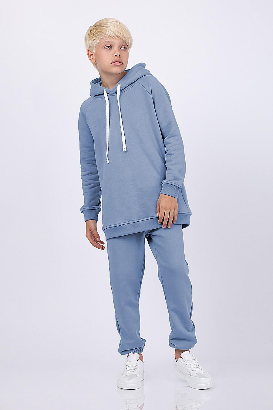 Брюки для мальчиков EZANNA 682374 купить оптом от производителя. Совместная покупка детской одежды в OptMoyo