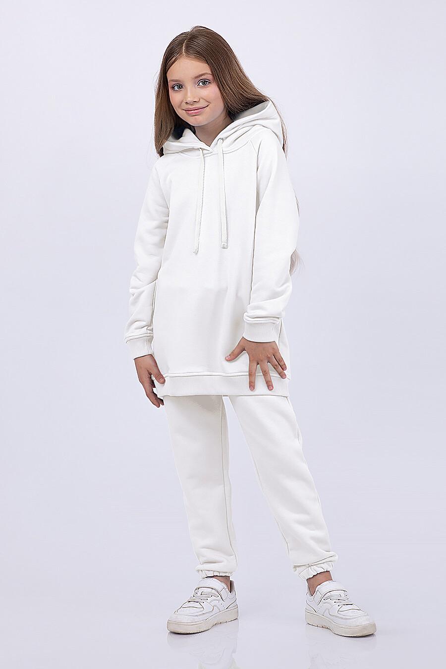 Брюки для девочек EZANNA 682677 купить оптом от производителя. Совместная покупка детской одежды в OptMoyo