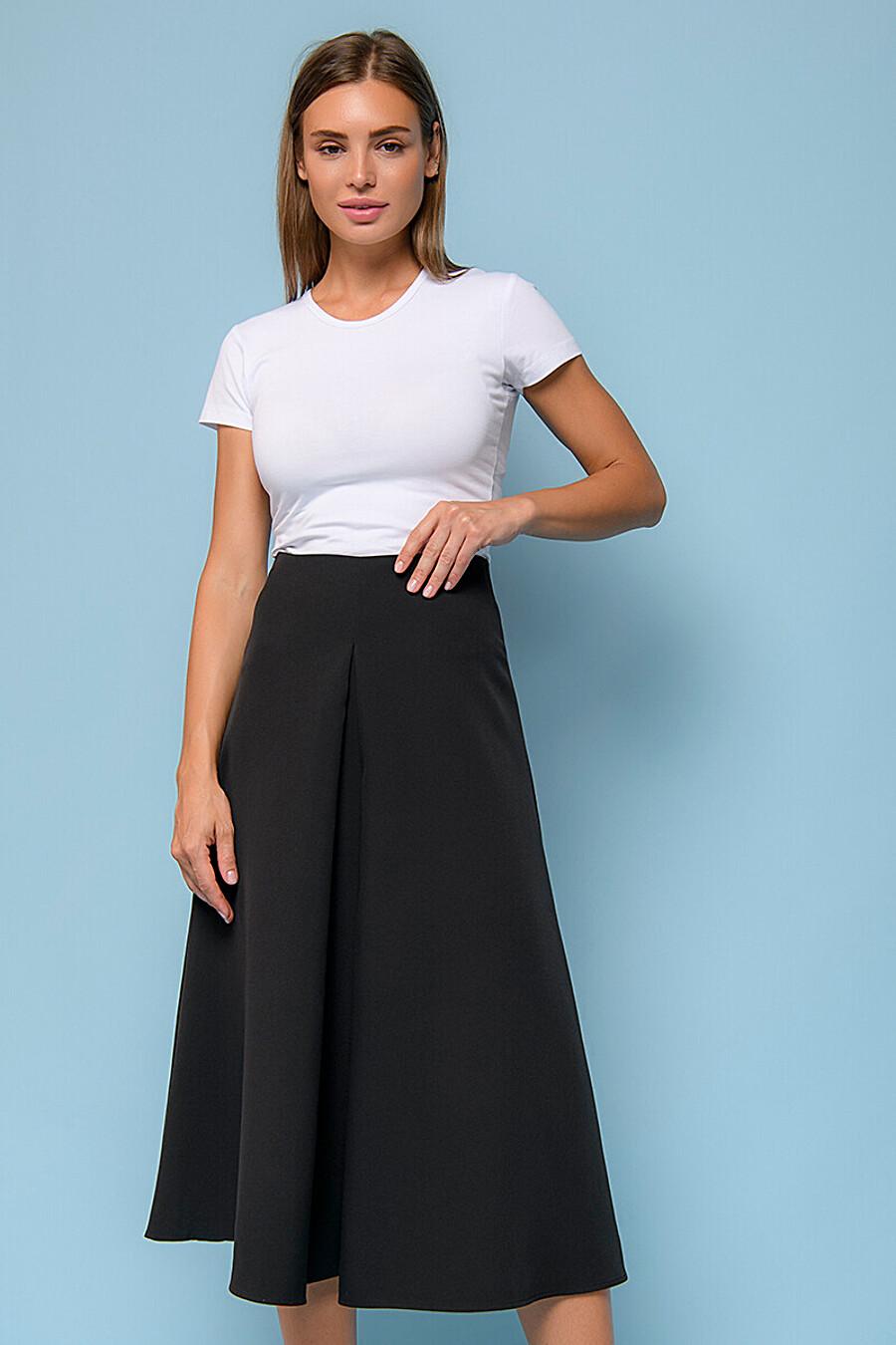 Юбка для женщин 1001 DRESS 682806 купить оптом от производителя. Совместная покупка женской одежды в OptMoyo