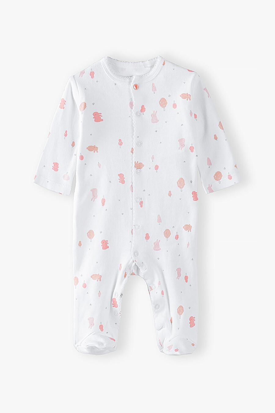 Комбинезон для девочек 5.10.15 699867 купить оптом от производителя. Совместная покупка детской одежды в OptMoyo