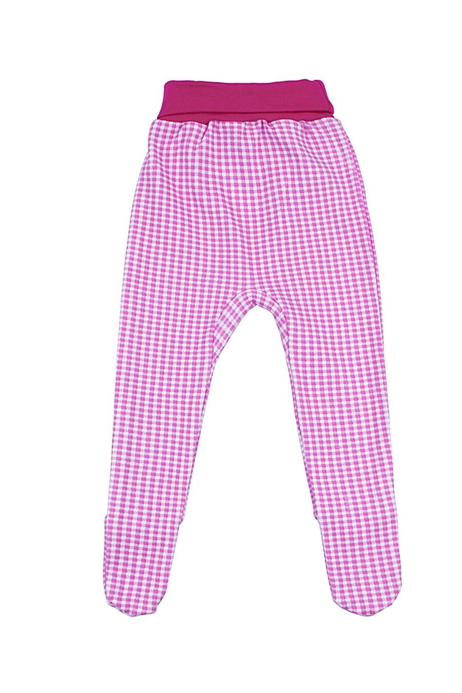 Ползунки для девочек АПРЕЛЬ 699936 купить оптом от производителя. Совместная покупка детской одежды в OptMoyo