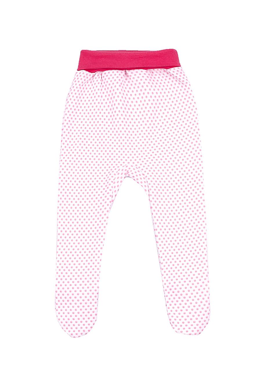 Ползунки для девочек АПРЕЛЬ 699939 купить оптом от производителя. Совместная покупка детской одежды в OptMoyo