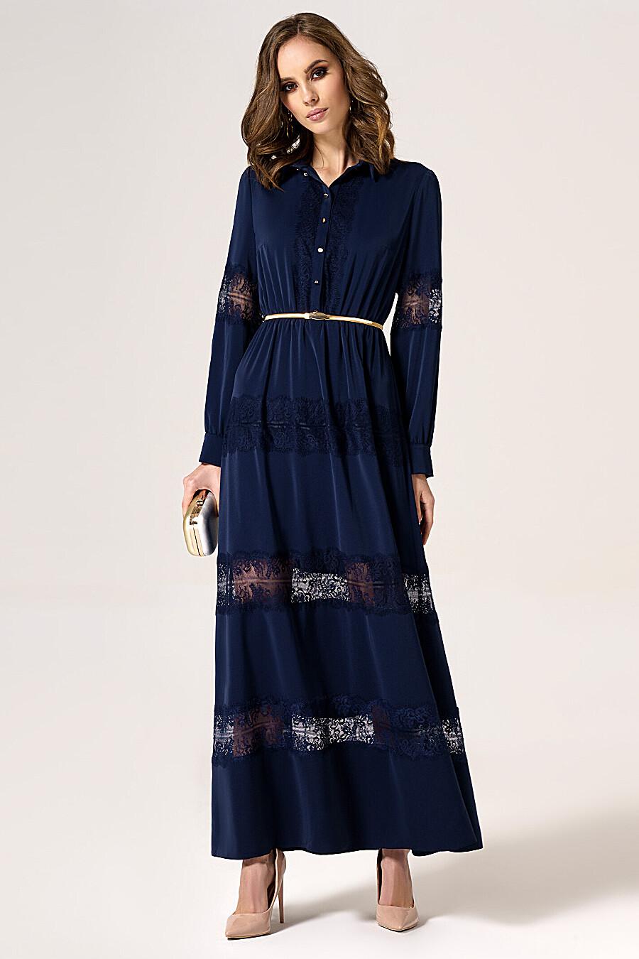 Платье для женщин PANDA 700497 купить оптом от производителя. Совместная покупка женской одежды в OptMoyo