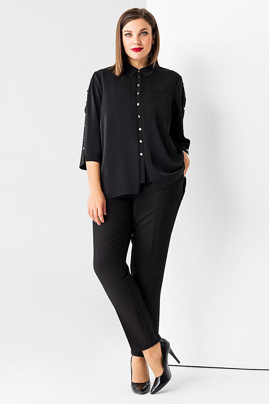 Блуза для женщин PANDA 700506 купить оптом от производителя. Совместная покупка женской одежды в OptMoyo