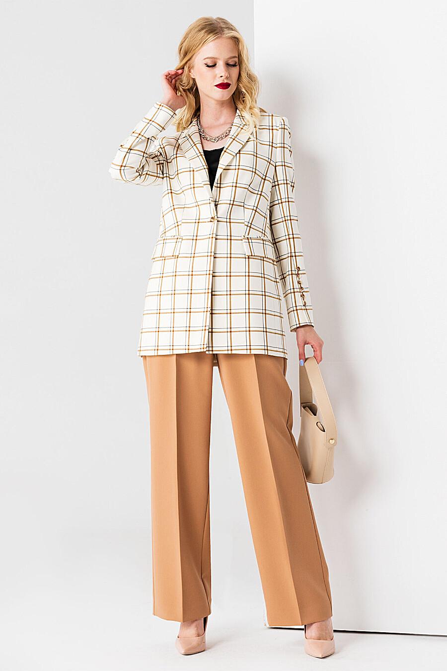 Жакет для женщин PANDA 700518 купить оптом от производителя. Совместная покупка женской одежды в OptMoyo