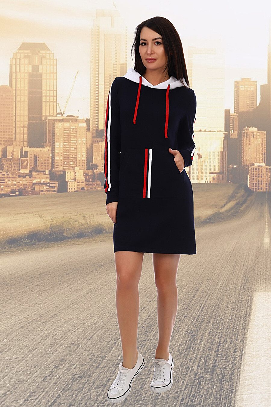Платье Элемент для женщин НАТАЛИ 700548 купить оптом от производителя. Совместная покупка женской одежды в OptMoyo