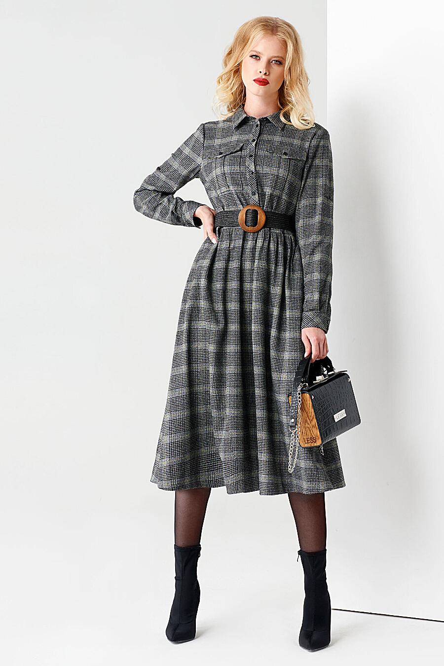Платье для женщин PANDA 707187 купить оптом от производителя. Совместная покупка женской одежды в OptMoyo