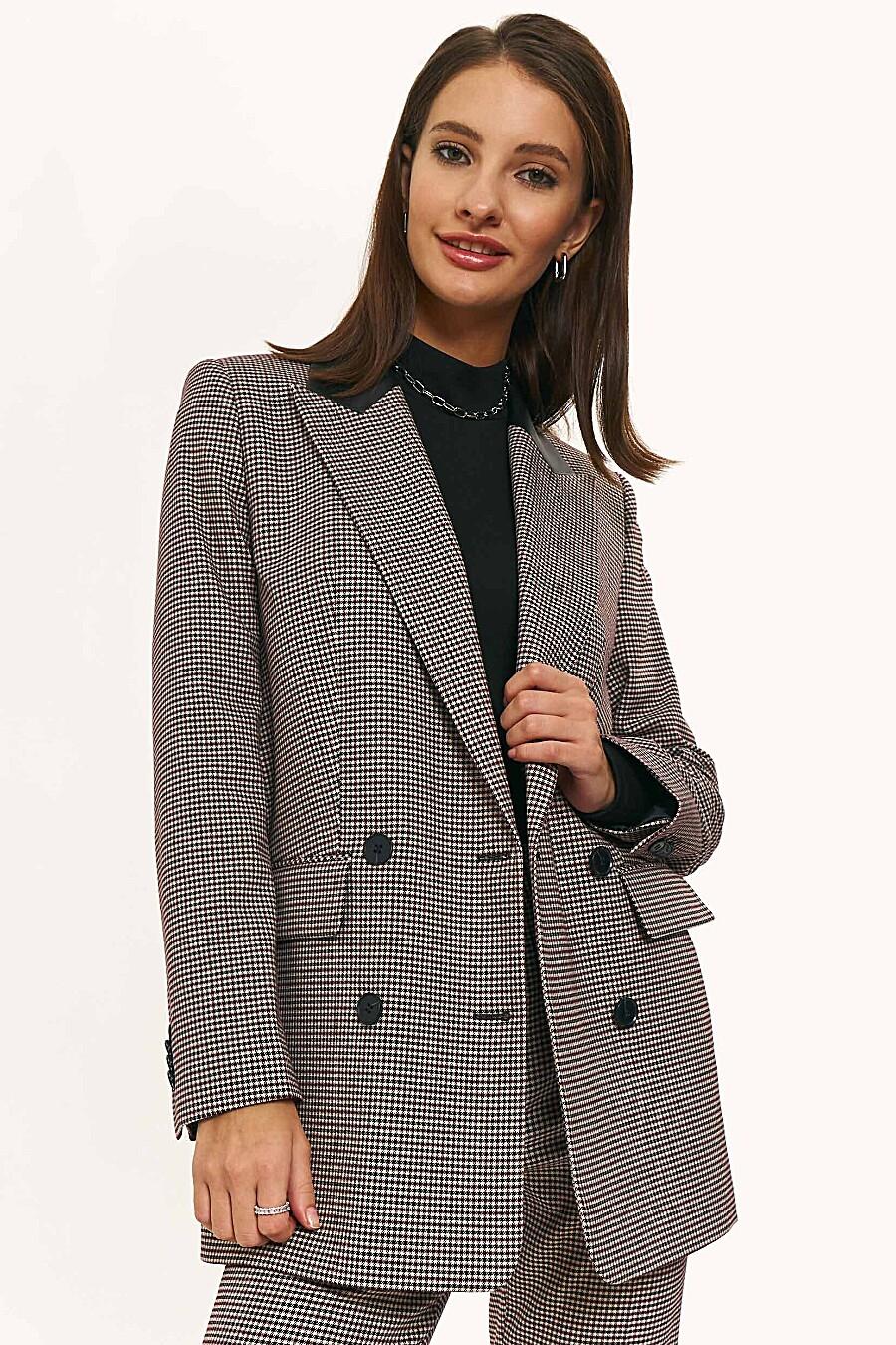 Жакет для женщин CALISTA 707322 купить оптом от производителя. Совместная покупка женской одежды в OptMoyo