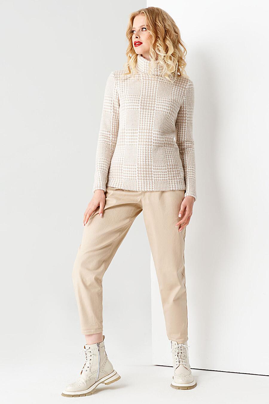 Джемпер для женщин PANDA 707412 купить оптом от производителя. Совместная покупка женской одежды в OptMoyo