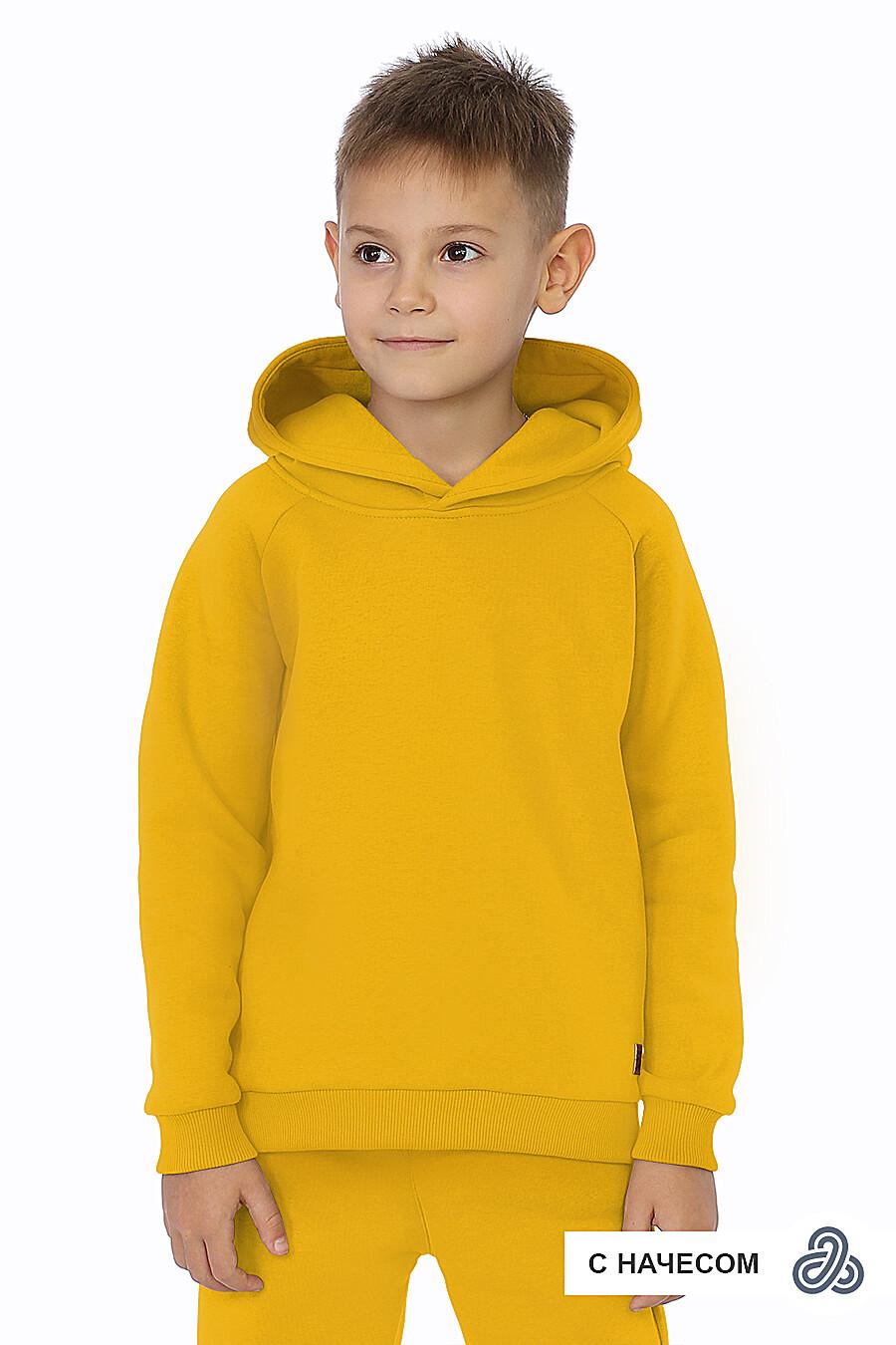 Худи для мальчиков EZANNA 707583 купить оптом от производителя. Совместная покупка детской одежды в OptMoyo