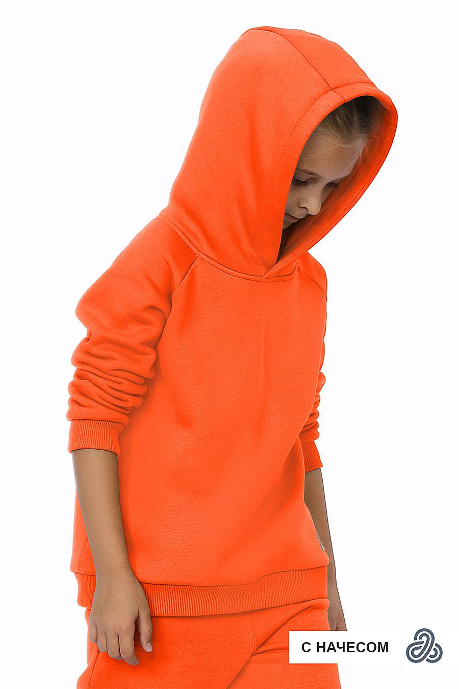 Худи для девочек EZANNA 707589 купить оптом от производителя. Совместная покупка детской одежды в OptMoyo