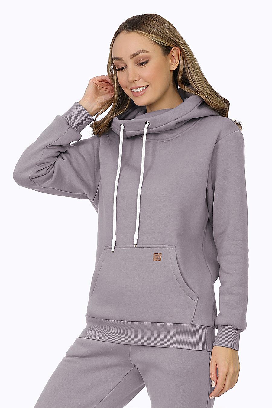 Худи для женщин EZANNA 707964 купить оптом от производителя. Совместная покупка женской одежды в OptMoyo