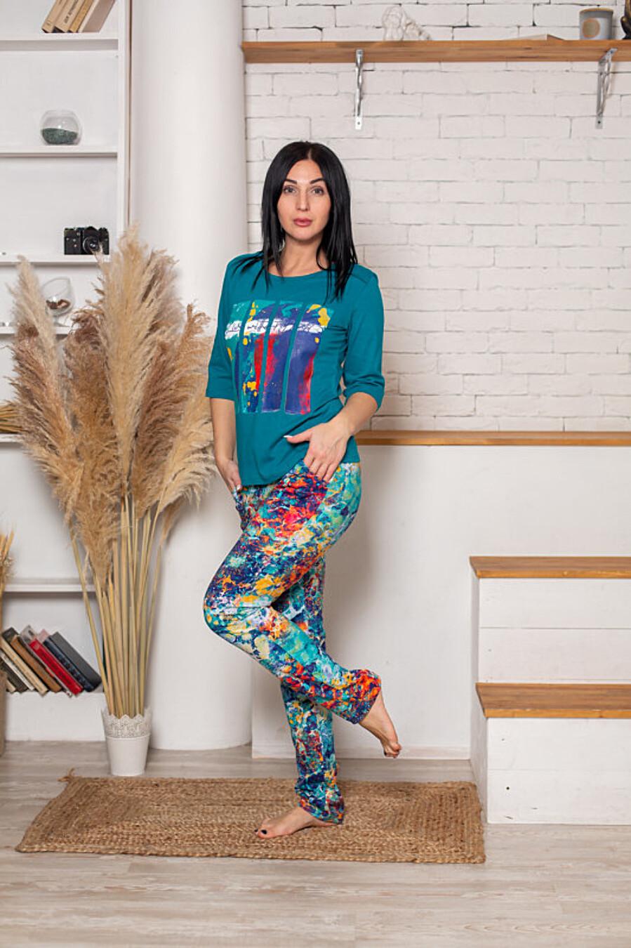 Костюм (футболка+брюки) СОФИЯ37 (708027), купить в Moyo.moda