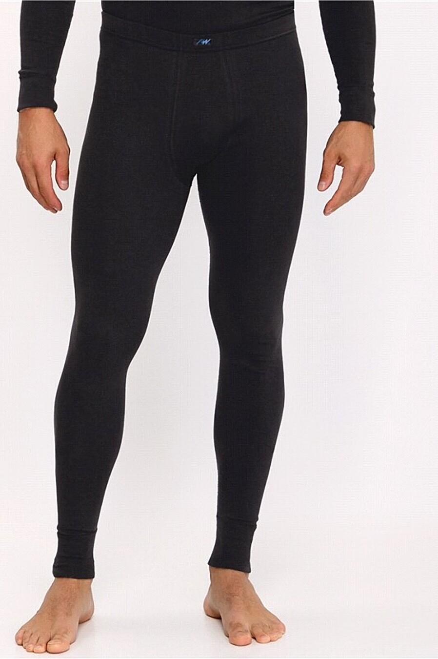 Термолеггинсы  для мужчин АПРЕЛЬ 708759 купить оптом от производителя. Совместная покупка мужской одежды в OptMoyo